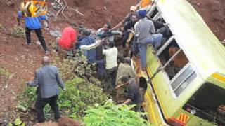More than 30 school children perish in a road accident in Tanzania