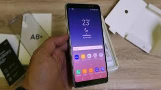 พรีวิว Galaxy A8 2018 สีเทามันแปลกดีความรู้สึก