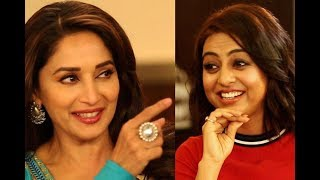 Madhuri Dixit sings, mimics in this Fun chat with Atika Ahmad Farooqui