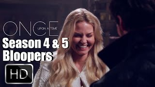 (HD) Once Upon A Time Bloopers Seasons 4 & 5