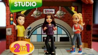 iCarly Figures and Playset Commercial