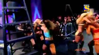 TNA One Night Only 2015  Knockouts Ladder Match