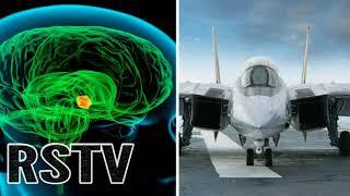 DARPA saca el primer avión pilotado por un cerebro humano