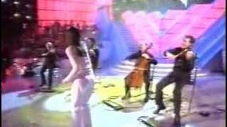 Elisa - Luce (Tramonti a Nord Est) Sanremo 2001