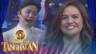 Tawag ng Tanghalan: Ryan Bang falls in love easily