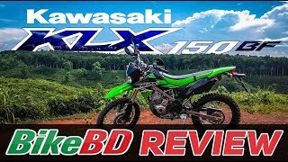 Kawasaki KLX 150BF Review - The Dual Purpose Machine!