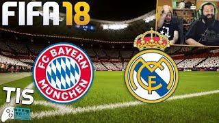 Bayern München - Real Madrid | 25/4/2018 - FIFA 18