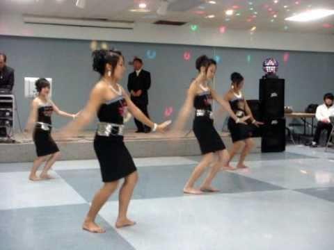 Nkauj Hmoob Lansing Thai Laos Dance