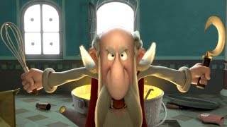 ASTERIX : The Mansion of the Gods International Trailer (English Subtitles)