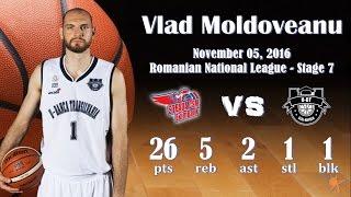 2016.11.05 Vlad Moldoveanu at Steaua CSM Eximbank - ST7