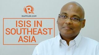 Terrorism research center head Rohan Gunaratna on ISIS in Asia