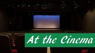 English Conversation: At the Cinema