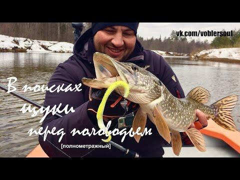 рыбалка в половодье на щуку