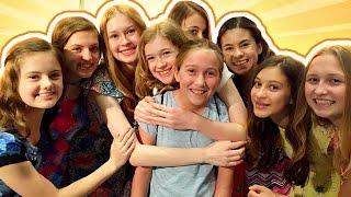 SEVEN SUPER GIRLS! #SSG MEET AND GREET AT DISNEY!