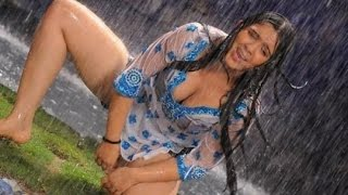 Telugu Actress Unseen Rare Romantic Spicy Bathing Stills Slide Show