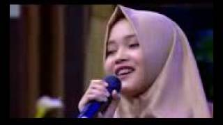 Putri Delina Anak Sule Nyanyi  Say You Won t Let G   144P