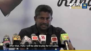 Rangana Herath recalls his entry to Sri Lanka Cricket
