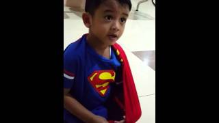 Video lucu argumentasi anak III