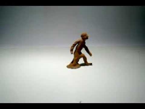 TRANSFORMACIONES Animación Stop Motion