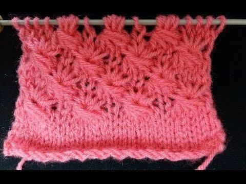 Knit Pattern Knitting Pattern Hindi