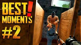 PUBG WTF Best Funny Moments #2 (Playerunknown's Battlegrounds)