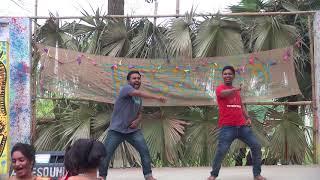 Dhitang Dhitang | Stage Performance | চড়ুইভাতি ২০১৮, চারুকলা | Fine Arts | Rajshahi University