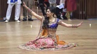 दुल्हन ने शादी में किया ऐसा डांस !!