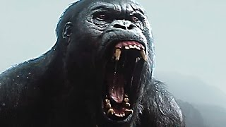The Legend Of Tarzan NEW Trailer (2016)