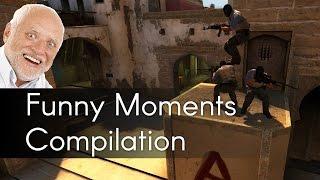 CYKA BLYAT! Funny Moments (CS:GO)