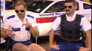 Reno 911's Lt. Dangle and Dep. Travis Jr. talk with Marcus Leshock!