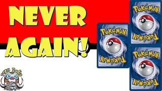 These Pokemon Cards are So Good They Will NEVER Be Reprinted!