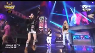 [Show Me The Money 4] Unpretty Rapstar 2 Special Performance