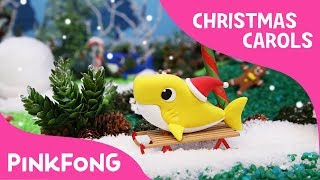 Clay Christmas Sharks | Christmas Carols | Baby Shark | Pinkfong Songs for Children