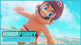 Mario Odyssey Impressions and What Final Fantasy 16 Should Be  - Kinda Funny Gamescast Ep. 137