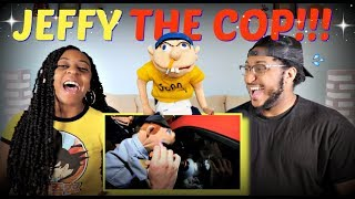 "SML Movie ""Officer Jeffy!"" REACTION!!!"