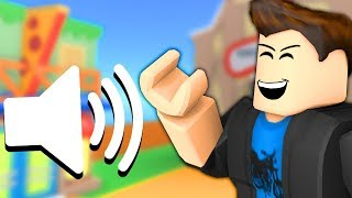ROBLOX USING VOICE CHAT