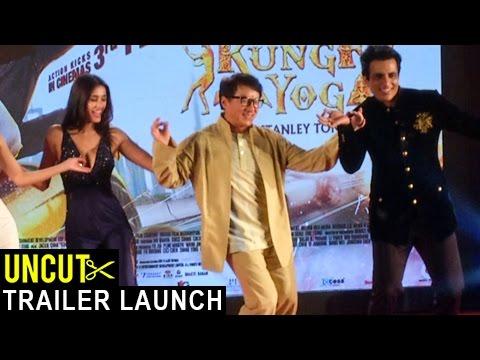 Jackie Chan | Disha Patani | Shilpa Shetty | Sonu Sood | Kung Fu Yoga India | Full Event UNCUT