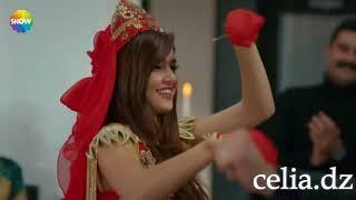رقص الممثلين الأتراك دبكه 🎵😍