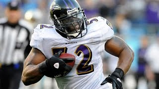#18: Ray Lewis   The Top 100: NFL's Greatest Players (2010)   #FlashbackFridays