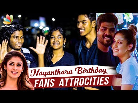 Xxx Mp4 Will Nayanthara Continue Acting After Marriage Public Reaction Amp Opinion Birthday Celebration 3gp Sex