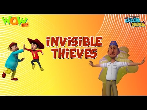 Xxx Mp4 Invisible Theives Chacha Bhatija Wowkidz 3D Animation Cartoon For Kids As Seen On Hungama TV 3gp Sex