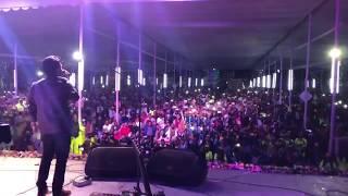 Mon Boleche - On Stage - IMRAN MAHMUDUL LIVE || Keranigonj - Chunukutia Girls HighSchool