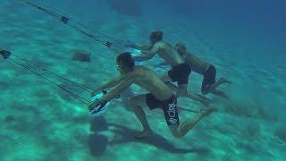 Underwater Flight - Introducing the Subwing Honeycomb