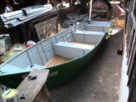 como fazer um barco