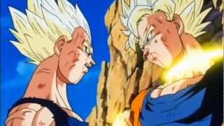 Goku vs vegeta - AMV - Vegeta's Pride