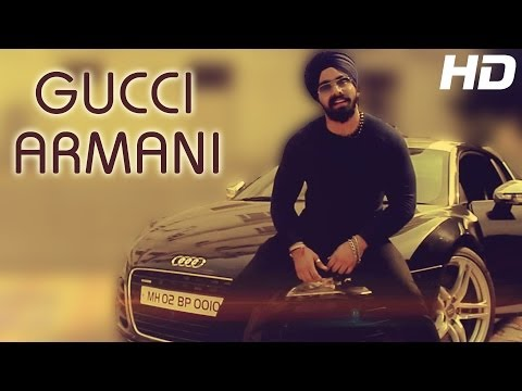 Xxx Mp4 New Punjabi Club Song GUCCI ARMANI Simranjeet Singh Ft Raftaar Blockbuster Song 2013 Sagahits 3gp Sex