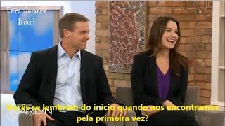 Erica Durance and Michael Shanks Interview Saving Hope season 4 - The Marilyn Denis Show [LEGENDADO]