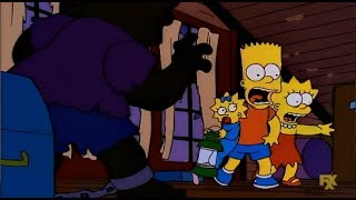 The Simpsons - Bart's Conjoined Twin Brother P1