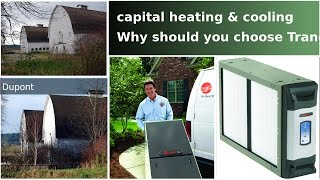 Home Comfort Systems/Heating And Cooling Company/Dupont Washington/Why Choose Trane?
