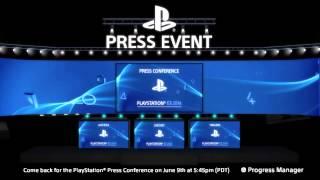 PS4 E3 2014 APP